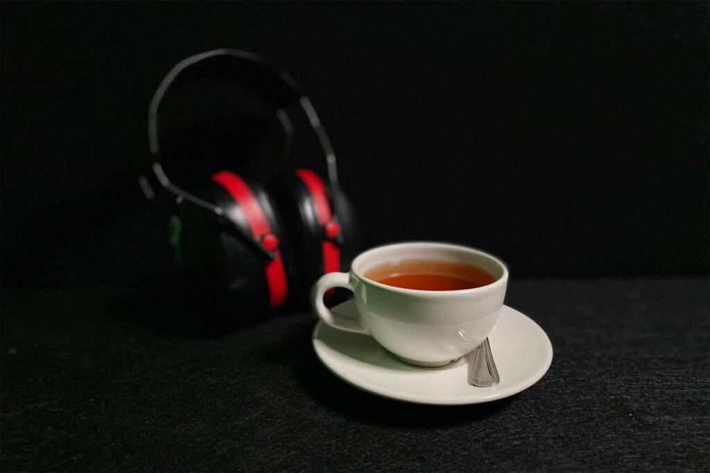 Silence Afternoon Tea