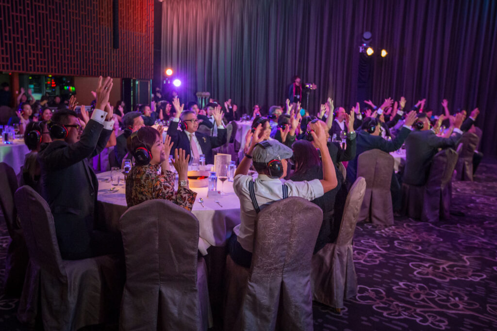 Annual Dinner and Celebration