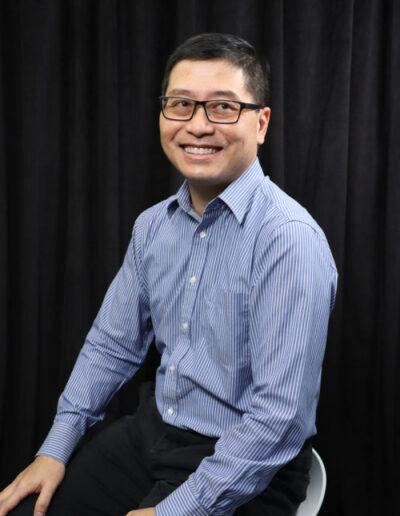 Mr. Catus Lee