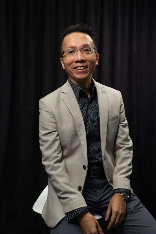 培訓顧問 / 首席分享師,李漢明先生